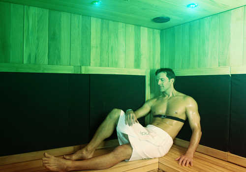 boston infrared sauna